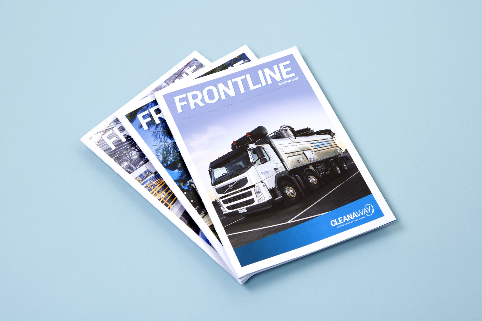 Frontline Magazine Covers